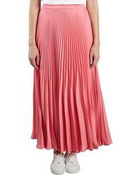 Tara Jarmon - Pleated Skirt - Lyst