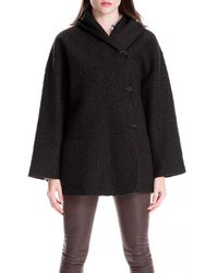 Max Studio - Boiled Boucle Jacket - Lyst