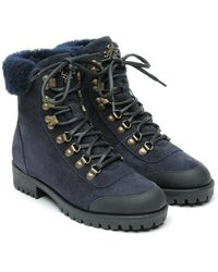 Mr & Mrs Italy - Hiker Pedule Calf Leather - Lyst