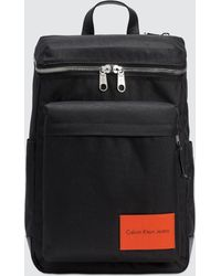 Calvin Klein Jeans - Zip Around Backpack 45 - Lyst