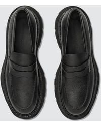 89bbcb5db10 Alexander McQueen - Leather Shoes - Lyst