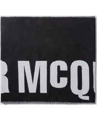 McQ - New Logo Scarf - Lyst