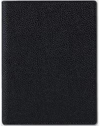 Thom Browne - Pebble Grain Leather Passport Holder - Lyst
