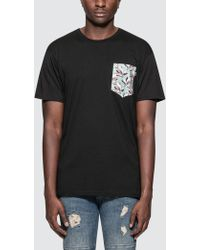 The Quiet Life - Palm Pocket S/s T-shirt - Lyst