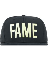 Hall of Fame - Black Swing Gitd Snapback - Lyst