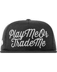 Hall of Fame - Black Play Me Snapback - Lyst