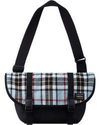 Head Porter - Blue Lesson Shoulder Bag (s) - Lyst