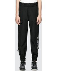 Hyein Seo - Light And Dark Cargo Trousers - Lyst