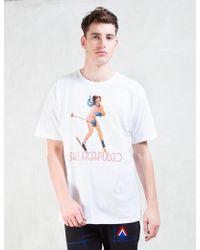 Acapulco Gold - Ski Acapulco T-shirt - Lyst