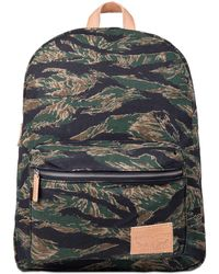 Levi's | Zip Top Printed Backpack | Lyst