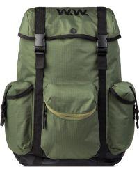 WOOD WOOD   Mills Backpack   Lyst