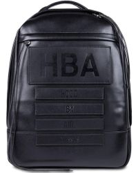 Hood By Air - Leather Moma Backpack - Lyst