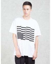 Lad Musician - Permanent Rocker Big S/s T-shirt - Lyst