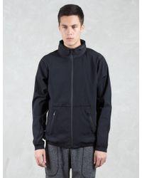 Steven Alan - Stretch Nylon Stow Away Hooded Jacket - Lyst