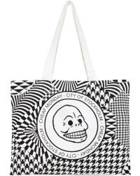 Cheap Monday - Wide Tote Bag - Lyst