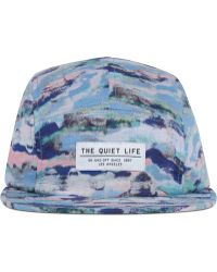 The Quiet Life - Sandstorm 5 Panel Cap - Lyst