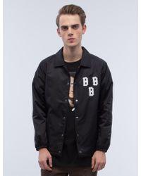 Black Scale - Triple B Coach's Jacket - Lyst