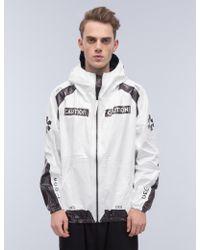 Ueg | Tyvekâ® Machine 3 Zip-up Jacket | Lyst