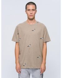 Staple - All Over Pigeon T-shirt - Lyst