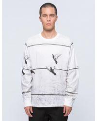 Staple - Va Wall S/s T-shirt - Lyst