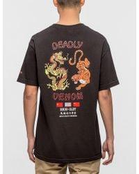 2341987475dc7 SSUR - Clot X Tiger Dragon T-shirt - Lyst
