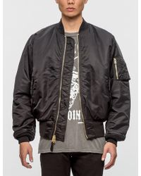 Warren Lotas - Guns Alpha Jacket - Lyst
