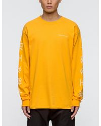 The Quiet Life - Japanese L/s T-shirt - Lyst