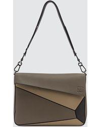 Loewe - Puzzle Messenger Bag - Lyst
