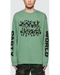 Carhartt WIP - World Party L/s T-shirt - Lyst