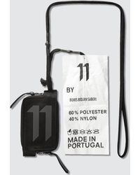 Boris Bidjan Saberi 11 - 11 Logo Zipper Wallet - Lyst