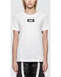 Nike - Nsw Hook T-shirt - Lyst