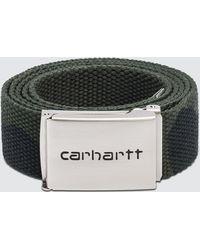 Carhartt WIP - Chrome Clip Belt - Lyst