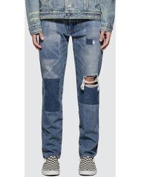 Levi's - Jupiter 511 Slim Fit Jeans - Lyst