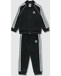 adidas Originals - Superstar Track Suit - Lyst