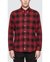Dickies - Check Shirts - Lyst