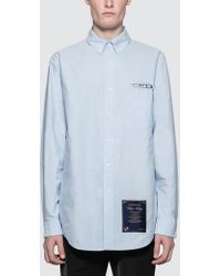 Alexander Wang - Men's Ceo And House Rules Patch Shirt - Lyst