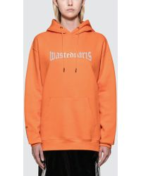Wasted Paris - London Reflective Hoodie - Lyst