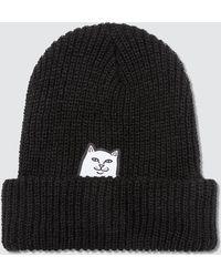 RIPNDIP - Lord Nermal Knit Beanie - Lyst