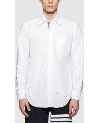 Thom Browne - Classic L/s Shirt - Lyst