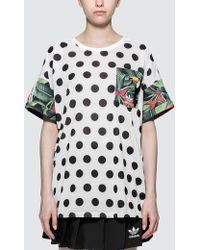 adidas Originals - T-shirt - Lyst