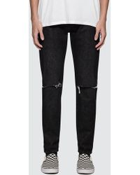 Levi's - Roll Two Pointer 502 Hi-ball Jeans - Lyst