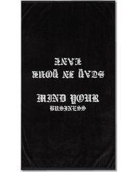 Stampd - Myb Towel - Lyst