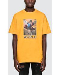 #FR2 - Angel Football S/s T-shirt - Lyst