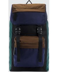 Marni - Multicolour Functional Backpack - Lyst