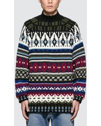 MSGM - Multi Sweater - Lyst
