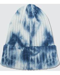 Stussy - Tie Dye Cuff Beanie - Lyst