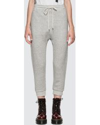 R13 - Solid Lars Trousers - Lyst