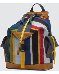 Loewe Eln Convertible S Backpack - Multicolour
