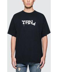 YRN - Bird S/s T-shirt - Lyst