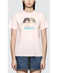 Fiorucci - Vintage Angels Short Sleeve T-shirt - Lyst